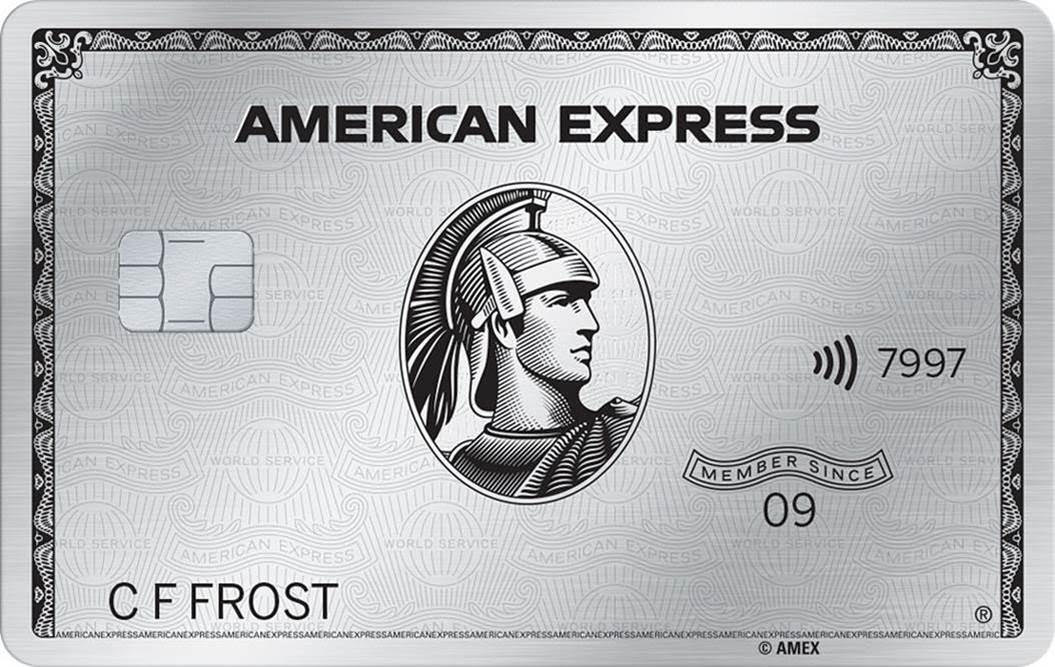 Platinum Card from American