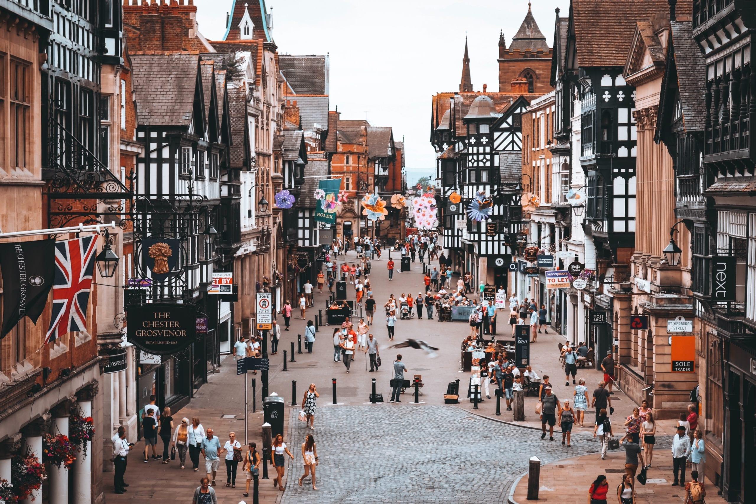 Britain Destinations