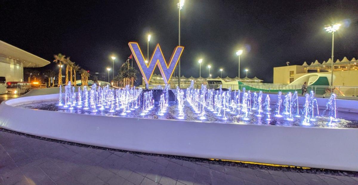 Hotel Review: The New W Abu Dhabi on Yas Island