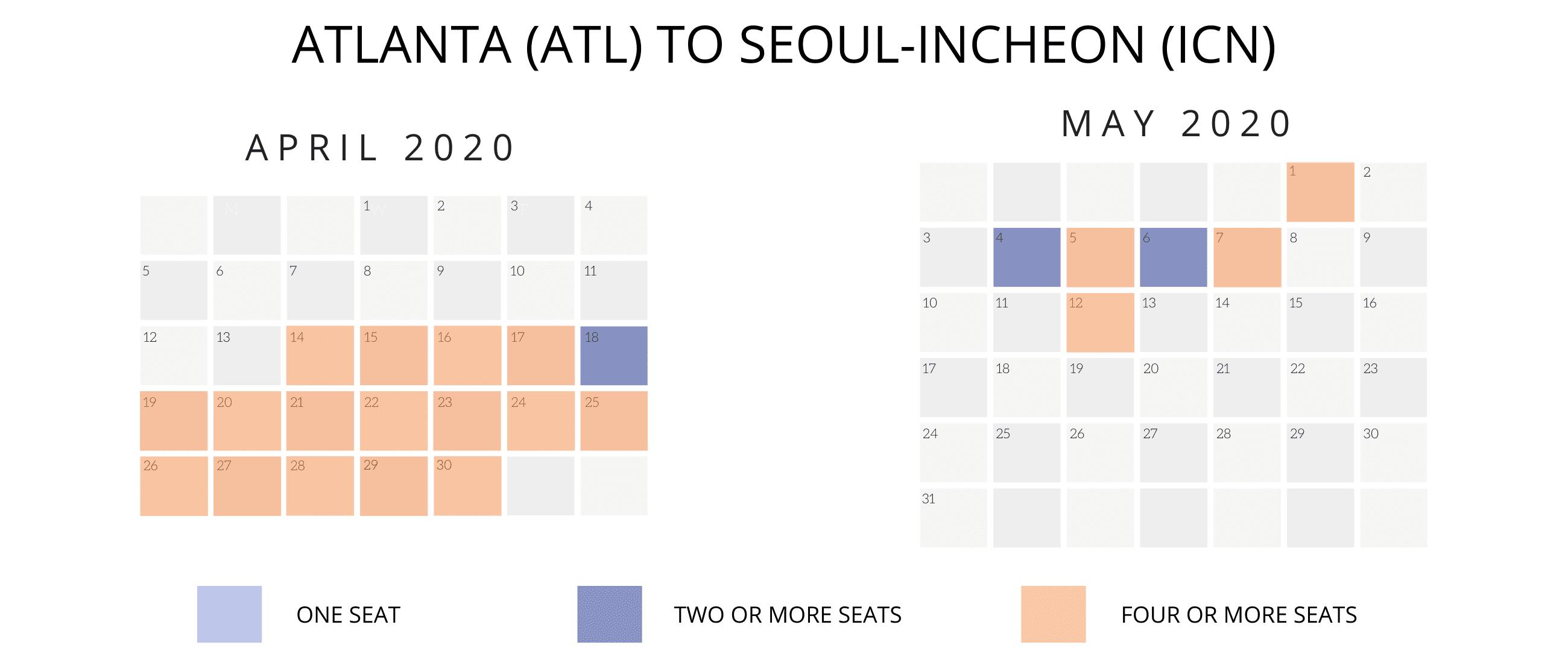 delta one suites seoul atlanta