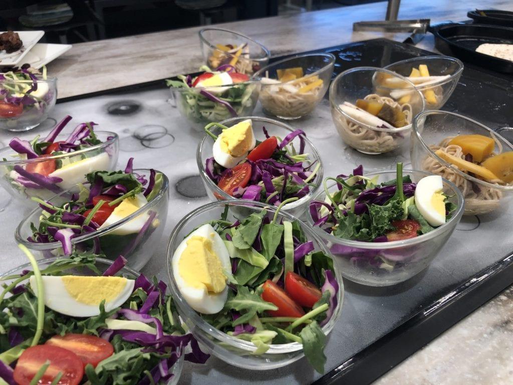 escape lounge phoenix salads