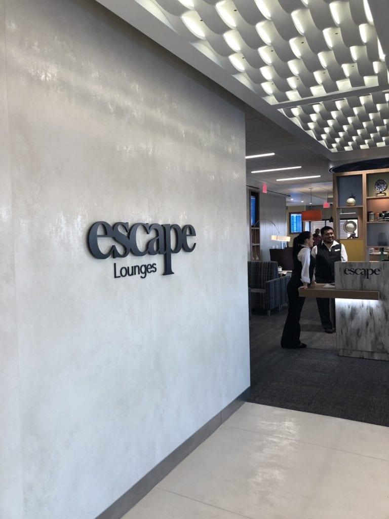 escape lounge PHX