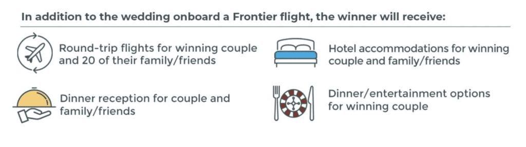 frontier wedding