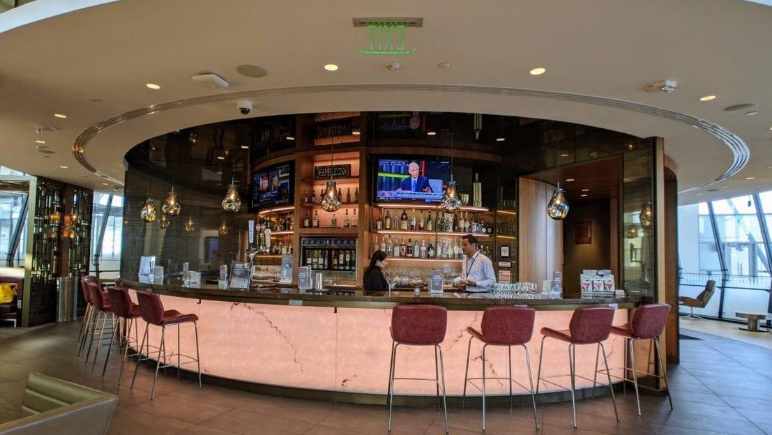 delta sky club austin bar