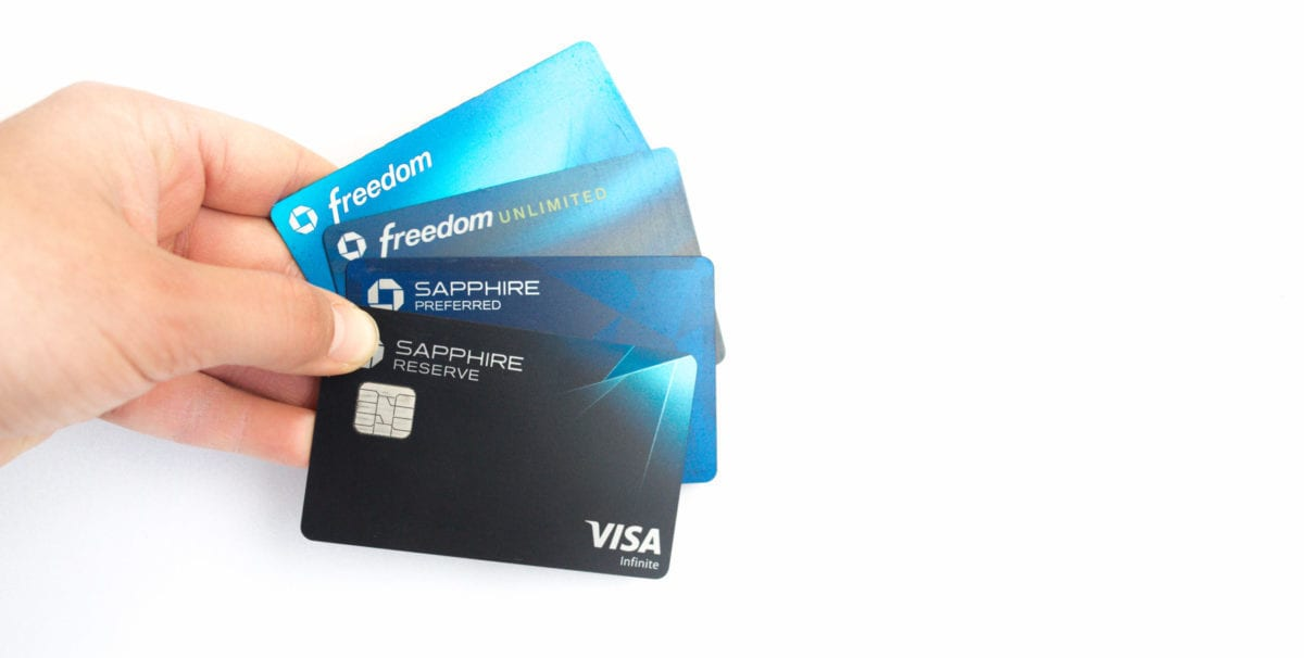 Points Principles: Just Starting with Points & Miles? Start with Chase Credit Cards