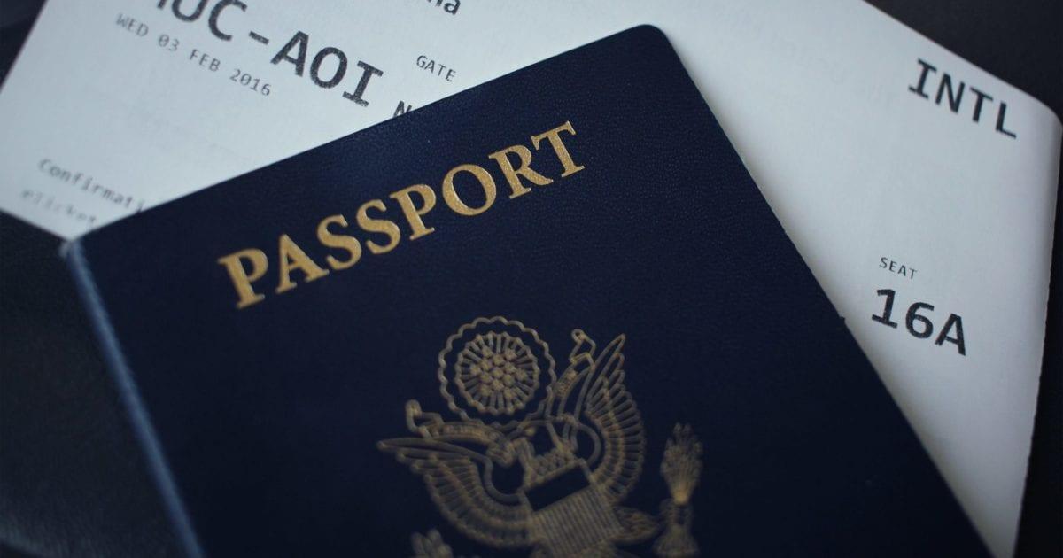 passport backlog