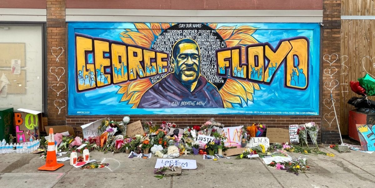 Mourning for George Floyd, Our City, and Our Country