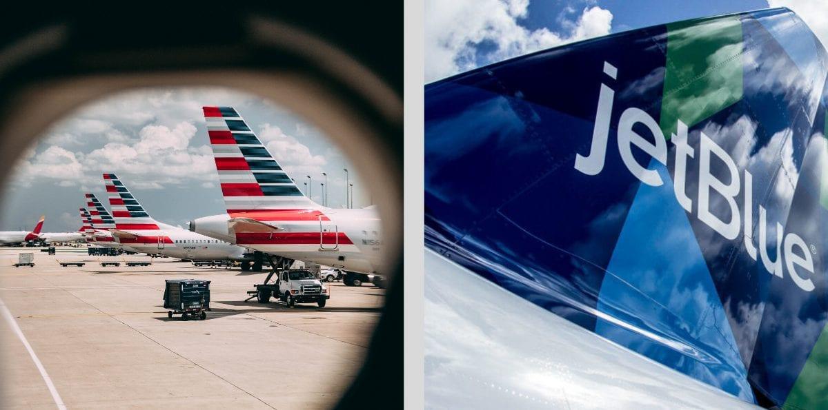 american jetblue partnership