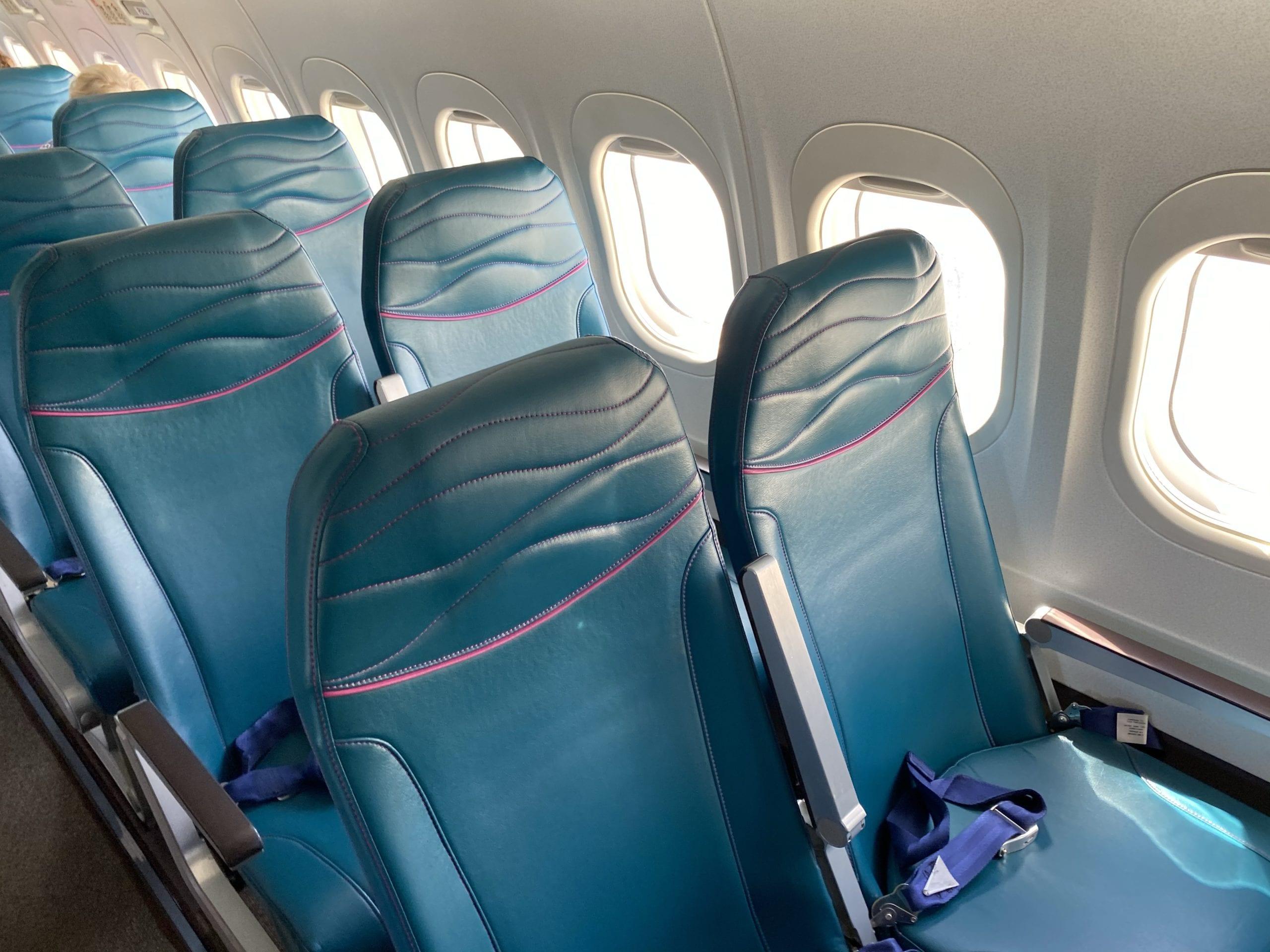 Hawaiian airlines seats