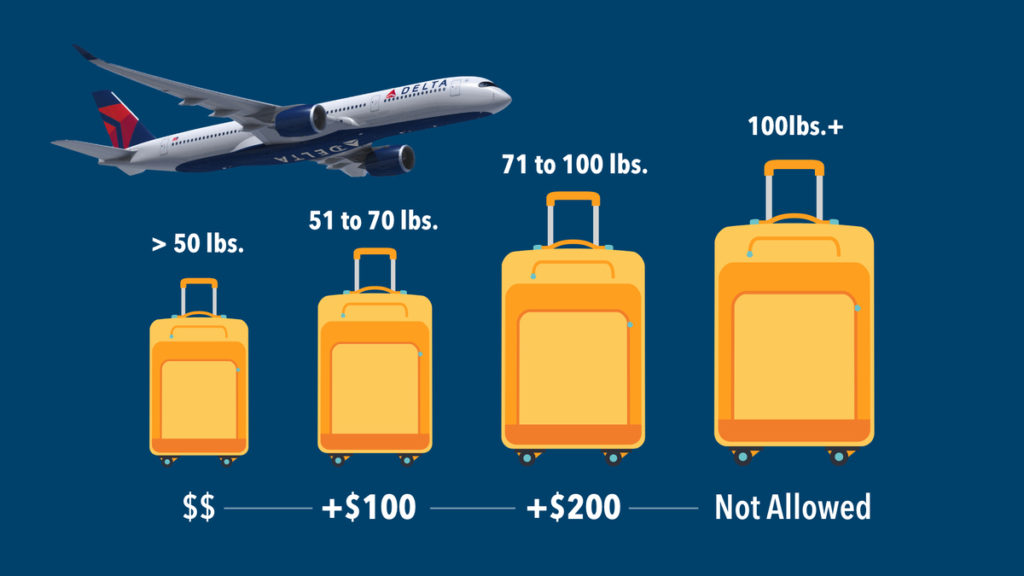 delta skymiles gold American express card baggage fees