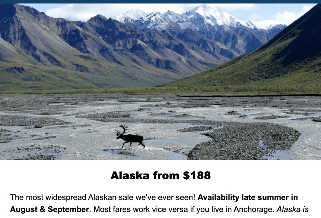 premium deal alaska
