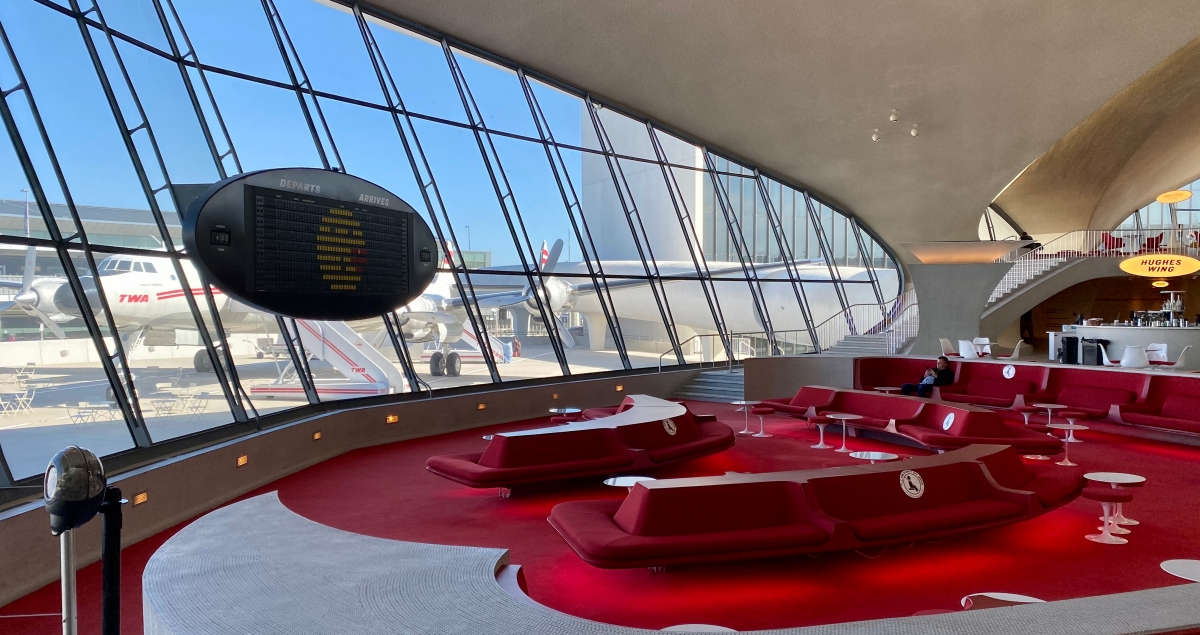 No Place Like It: A Review of the TWA Hotel at JFK