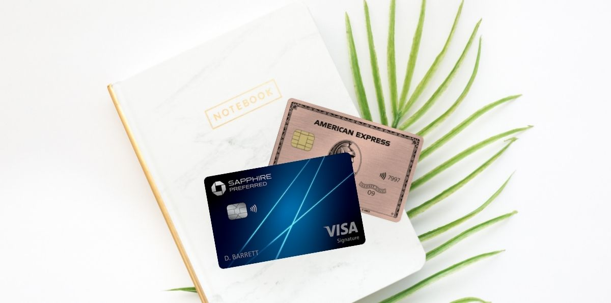 Amex Gold vs Chase Sapphire Preferred: Which Credit Card is Better?