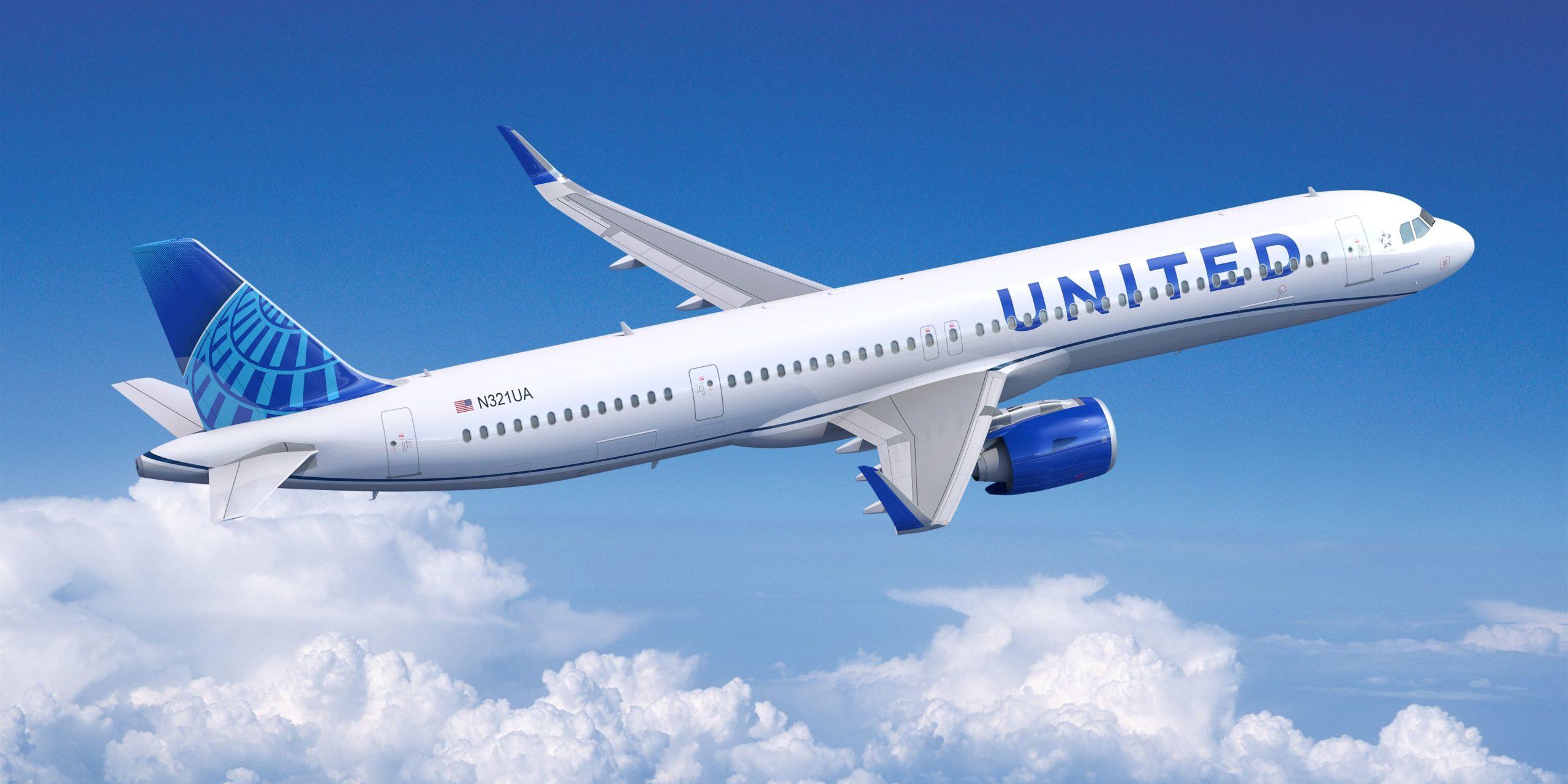 united plane order