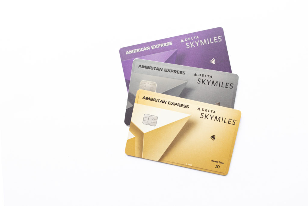 new delta credit card offers