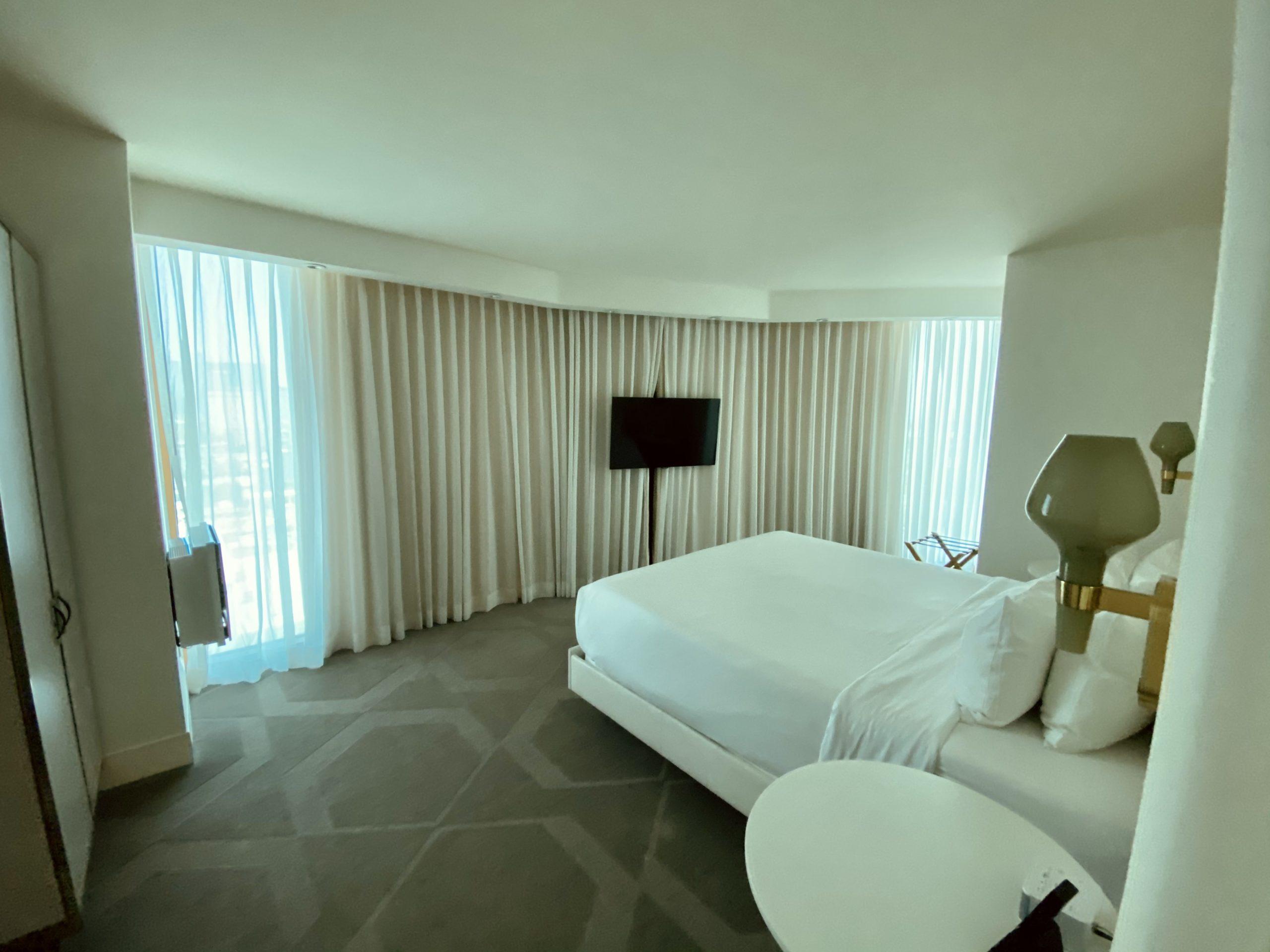 Delano Las Vegas room
