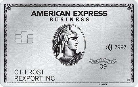 Business Platinum Card from American
