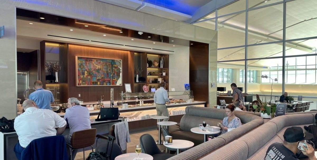 Lounge Review: Delta Sky Club Fort Lauderdale (FLL)