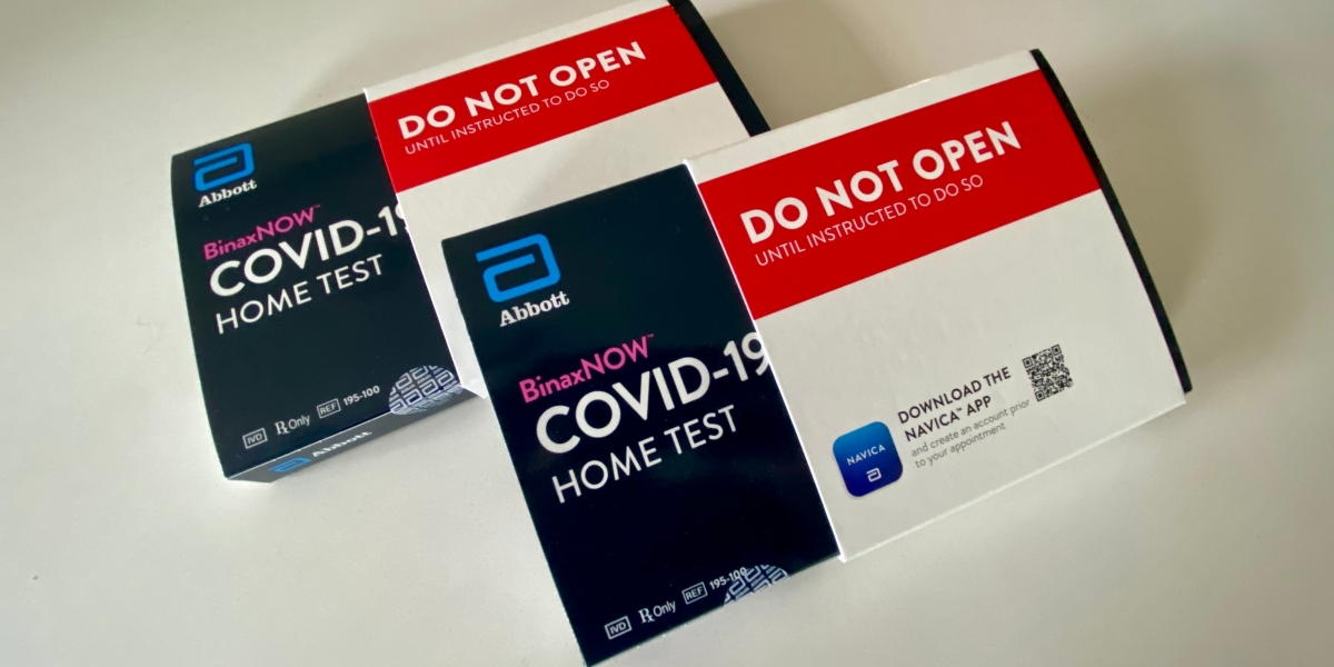 Review: Using At-Home COVID-19 Tests for International Travel