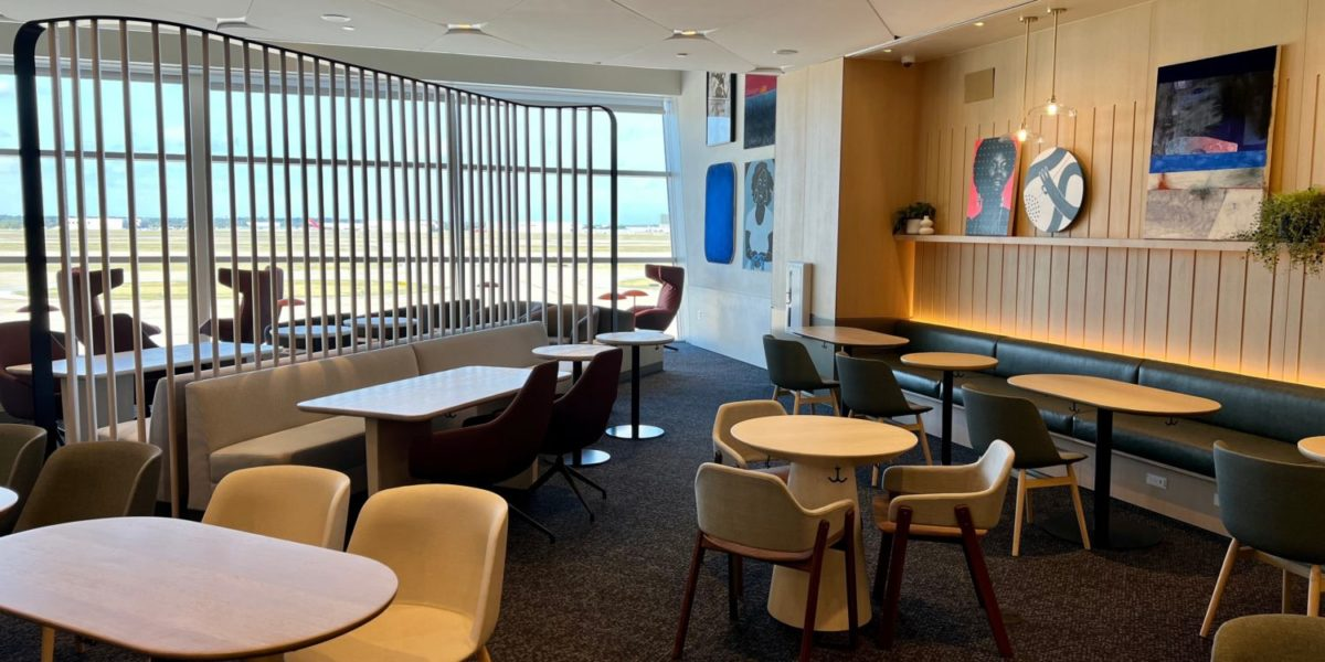 Sneak Peek: Capital One's First Lounge at Dallas-Fort Worth (DFW)